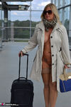NudeChrissy. Nude To The Airport Free Pic