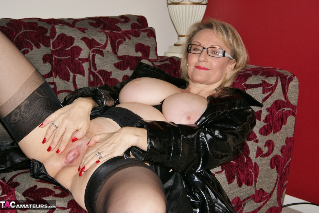 French granny loves double penetration part 1 2