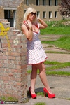 Melody. Spotty Dress Free Pic 6