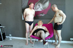 LexieCummings. Lexie With Two Naked Men Free Pic 6