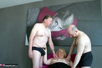 Lexie Cummings. Lexie With Two Naked Men Free Pic 7