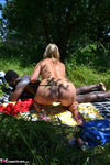 NudeChrissy. One Day At The Lake Free Pic