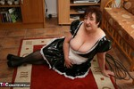 KinkyCarol. French Maid Pt1 Free Pic