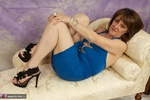 Pandora. Blue Dress Pt1 Free Pic 1