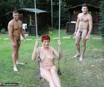 Dimonty. Naked On A Swing Free Pic 16