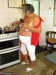 Grandma Libby. Tropical Horn Free Pic 5