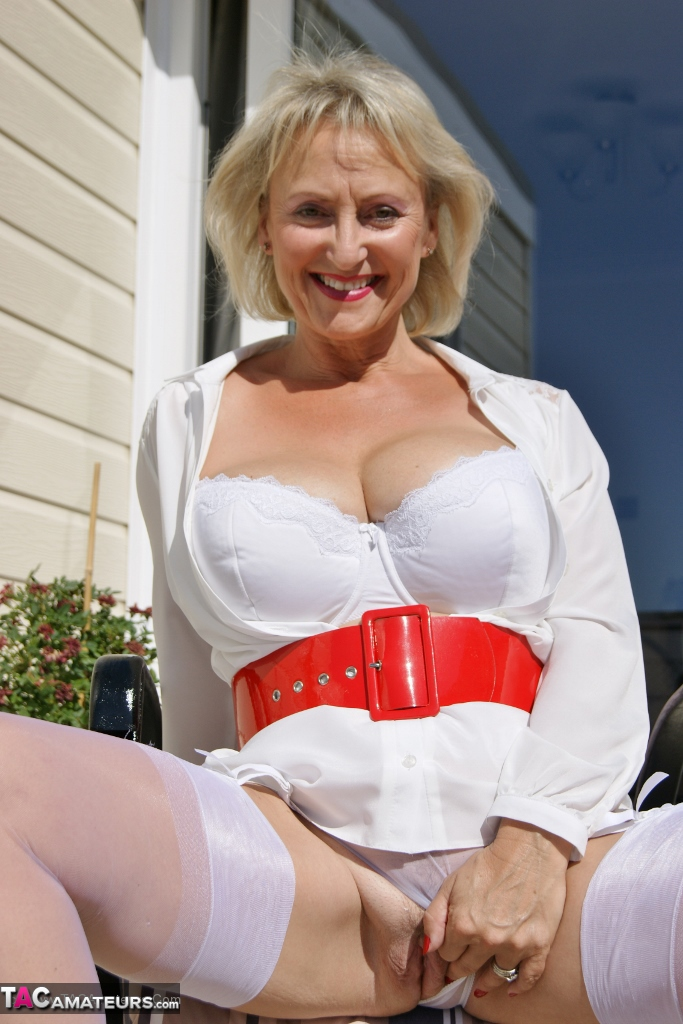 Busty mature women xxx apologise, but