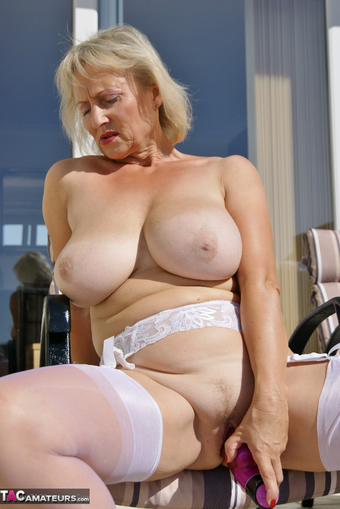 British mature women sex