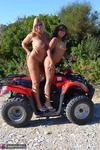 NudeChrissy. Naked Island Trips Free Pic