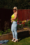 Melody. Tight Blue Jeans Pt1 Free Pic