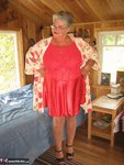 GirdleGoddess. Tree House Cabin Free Pic 1