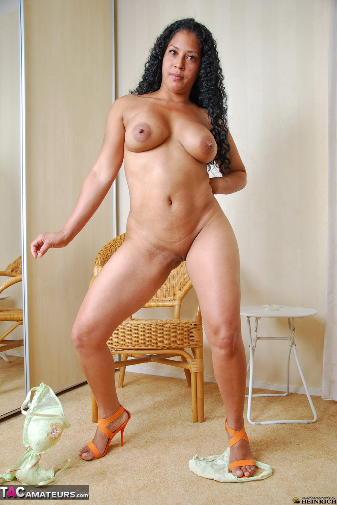 Naked Mature Latina Women