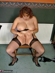 Curvy Claire. Office Girl Free Pic 10