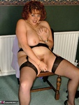 Curvy Claire. Office Girl Free Pic 15