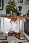 Grandma Libby. White Corsellete Free Pic 9