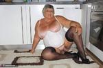 Grandma Libby. White Corsellete Free Pic 11