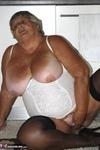 Grandma Libby. White Corsellete Free Pic 12