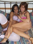Georgie. Interracial Lesbo Fun Free Pic
