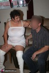 KinkyCarol. White Boots In Action Pt1 Free Pic 8