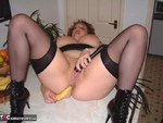 CurvyClaire. Kitchen Capers Free Pic