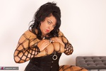 DirtyDoctor. Black Body Stocking Free Pic