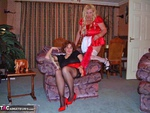 CurvyClaire. Claire & House Maid Sam Pt1 Free Pic 2