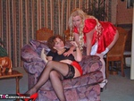 CurvyClaire. Claire & House Maid Sam Pt1 Free Pic 5