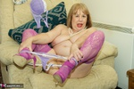 SpeedyBee. Mauve Underwear Free Pic 14