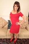 Pandora. Red Dress Free Pic 1