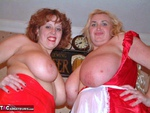 CurvyClaire. Claire & House Maid Sam Pt2 Free Pic 4