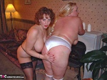 CurvyClaire. Claire & House Maid Sam Pt2 Free Pic 7