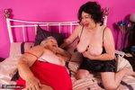 Grandma Libby. Red & Black Free Pic 14