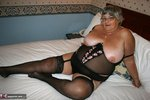 GrandmaLibby. Black Basque Free Pic 4