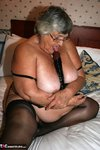 GrandmaLibby. Black Basque Free Pic 15