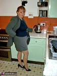 CurvyClaire. Kitchen Suit Free Pic 2