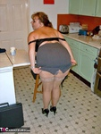CurvyClaire. Kitchen Suit Free Pic 12