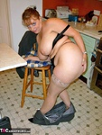 CurvyClaire. Kitchen Suit Free Pic 14