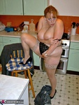 CurvyClaire. Kitchen Suit Free Pic 15