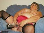 Grandma Libby. Black Satin Free Pic 15