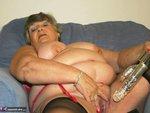 Grandma Libby. Black Satin Free Pic 19