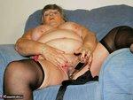 Grandma Libby. Black Satin Free Pic 20