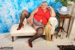 GrandmaLibby. Red Shoes Free Pic 6