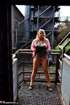 NudeChrissy. The Industrial Museum Free Pic 17