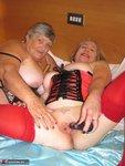 Grandma Libby. Lesbo Fun With Auntie Trisha Free Pic 6