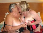 Grandma Libby. Lesbo Fun With Auntie Trisha Free Pic 14