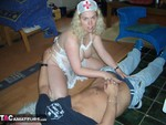 Barby. Nurse Barby Gets Spunked On Pt2 Free Pic