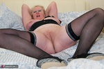 Claire Knight. Solo On The Bed Free Pic 2