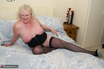 Claire Knight. Solo On The Bed Free Pic 4