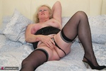 Claire Knight. Solo On The Bed Free Pic 13