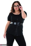 Kimberly Scott. Office Look Free Pic 2